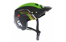 Urge Endur-O-Matic Airlines Helm black/green